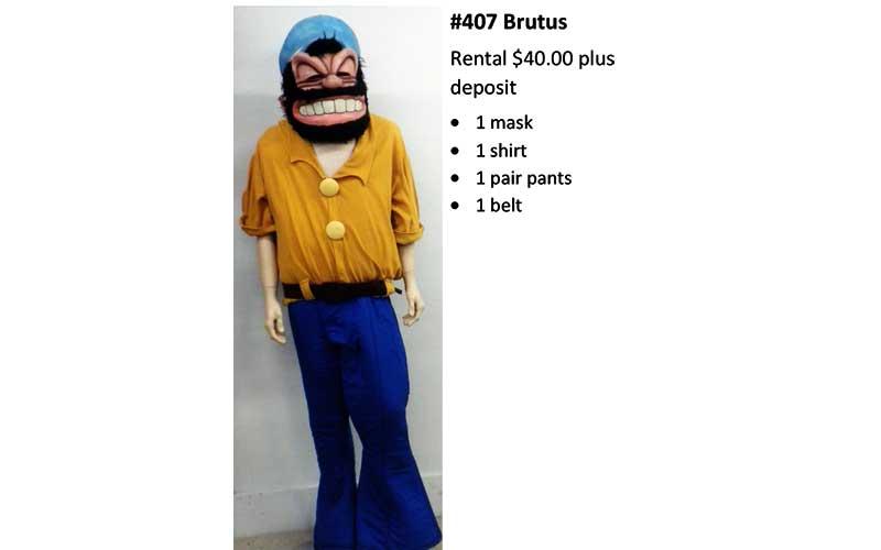 407 Brutus