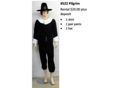 522 Pilgrim