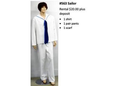 563 Sailor