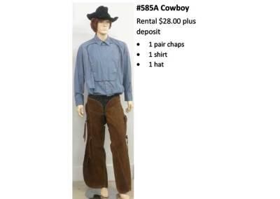 585A Cowboy