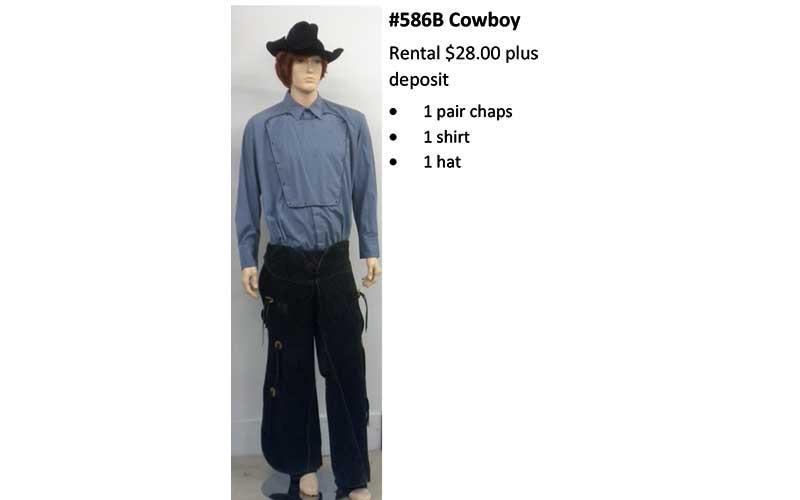 586B Cowboy