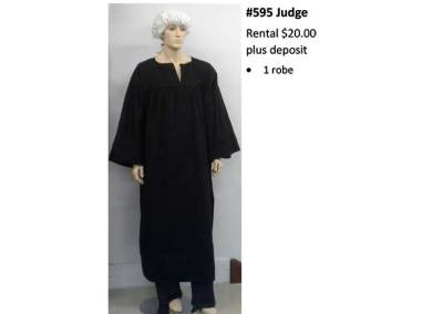 595 Judge