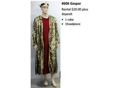 606 Gaspar