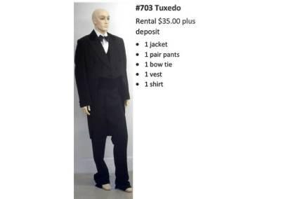 703 Tuxedo