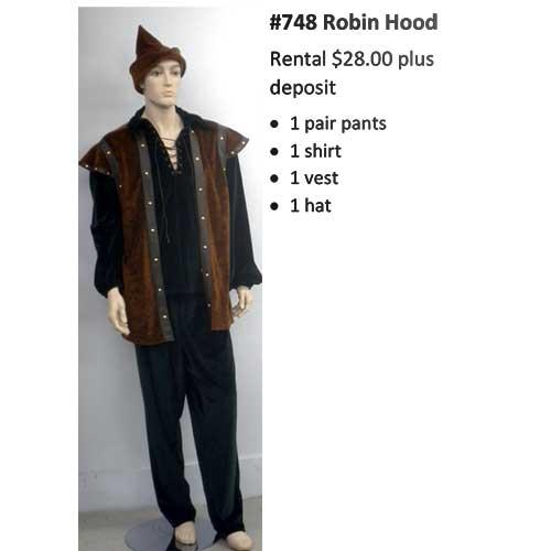 748 Robin Hood