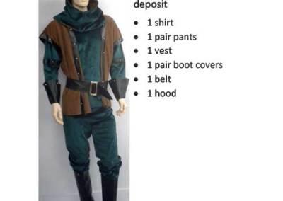 750B Robin Hood