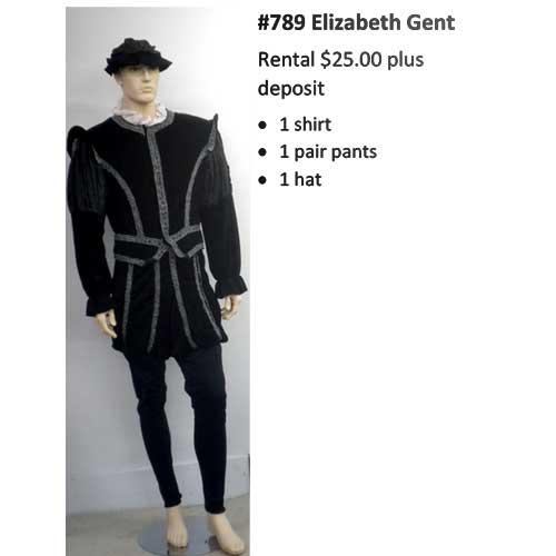 789 Elizabeth Gent