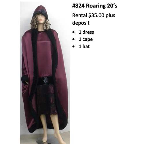 824 Roaring 20's