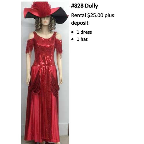 828 Dolly