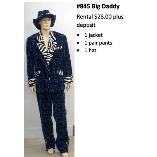 845 Big Daddy