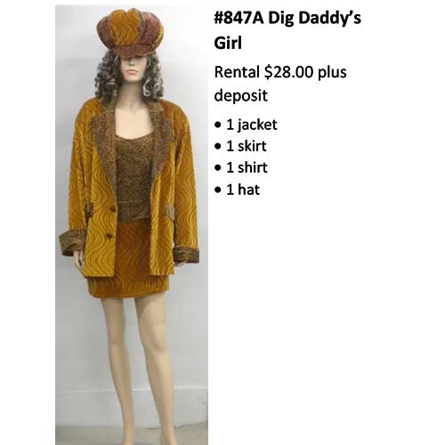 847A Big Daddy's Girl