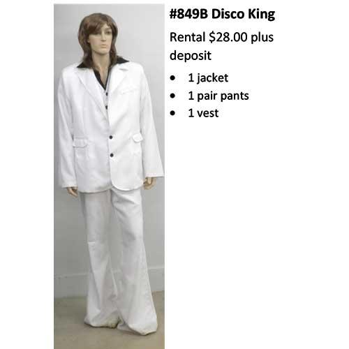 849B Disco King