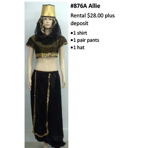 876A Allie