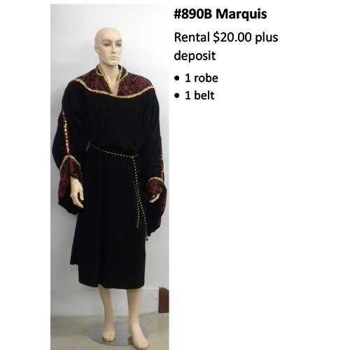 890B Marquis