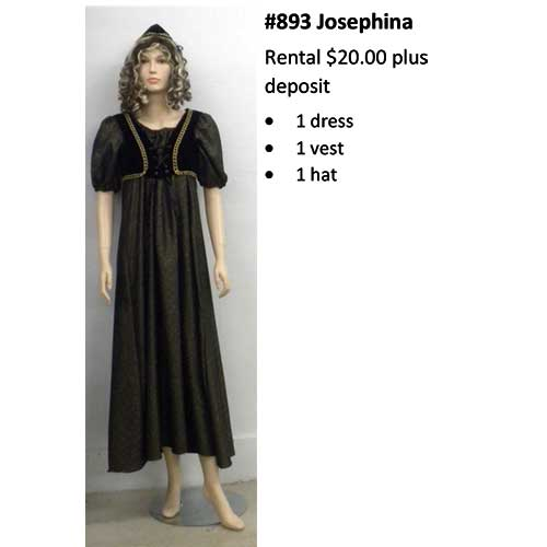 893 Josephina