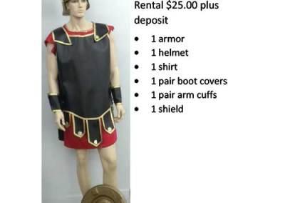 897A Roman Centurion