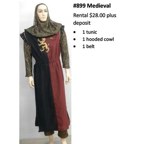 899 Medieval