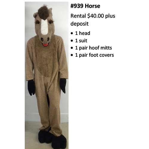 939 Horse