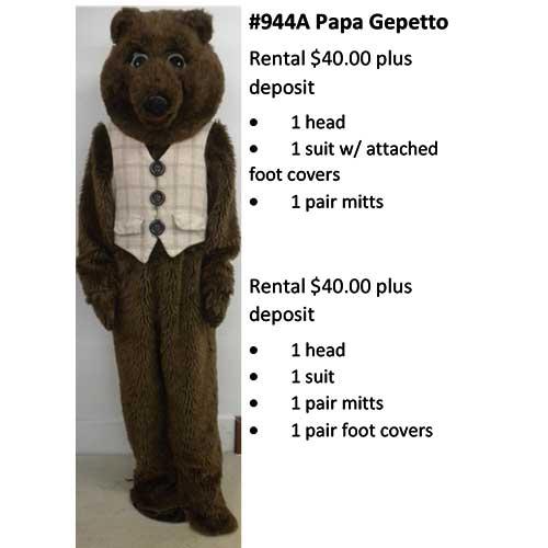944A Papa Gepetto