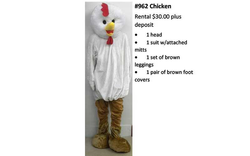 962 Chicken