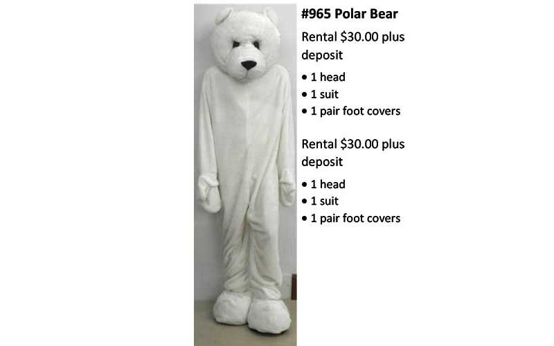 Polar-Bear Costume