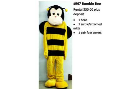 967 Bumble Bee