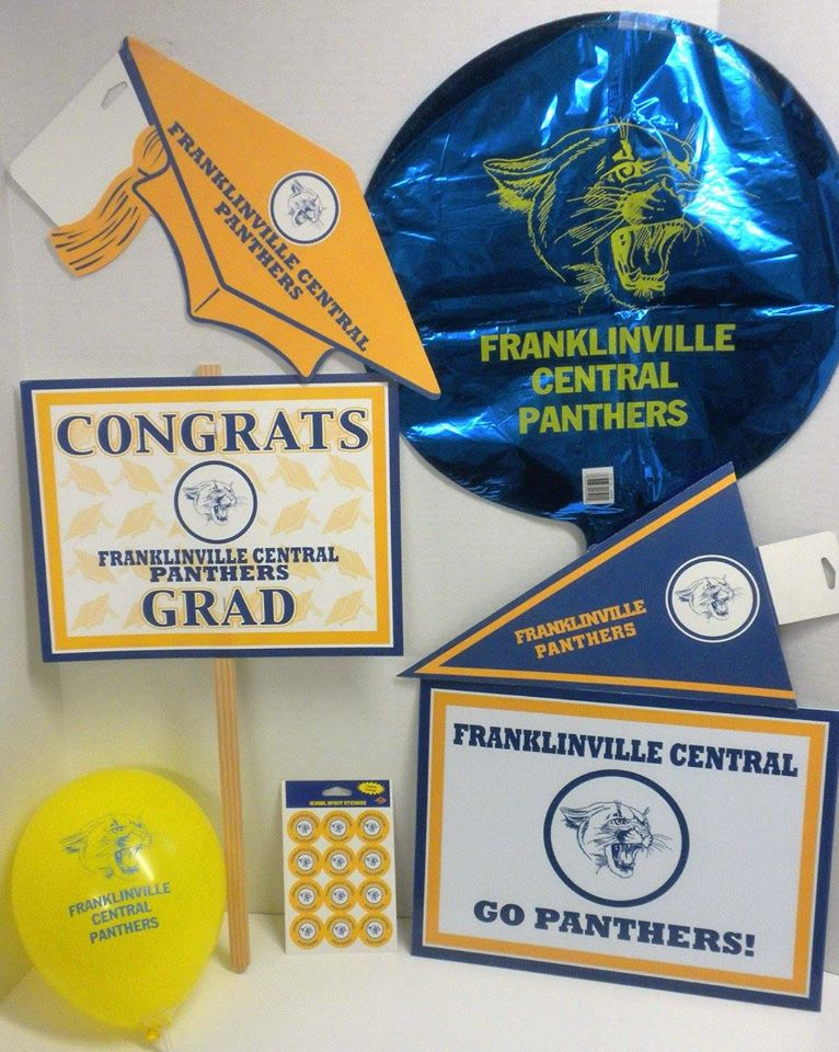 Franklinville Central Panthers