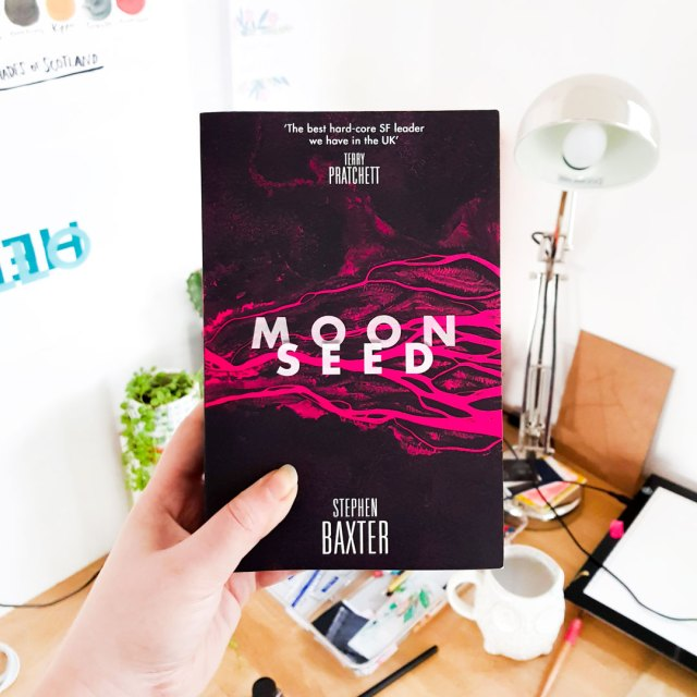 moonseed by stephen baxter review