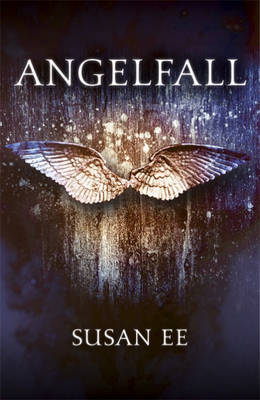 Cover of Angelfall by Susan Ee.