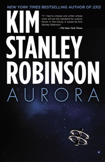 Cover of Aurora by Kim Stanley Robinson.