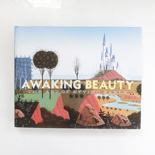 Cover of Awaking Beauty, the art of Eyvind Earle.