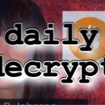 Episode 79 – Amanda B. Johnson & Pete Eyre: The Daily Decrypt