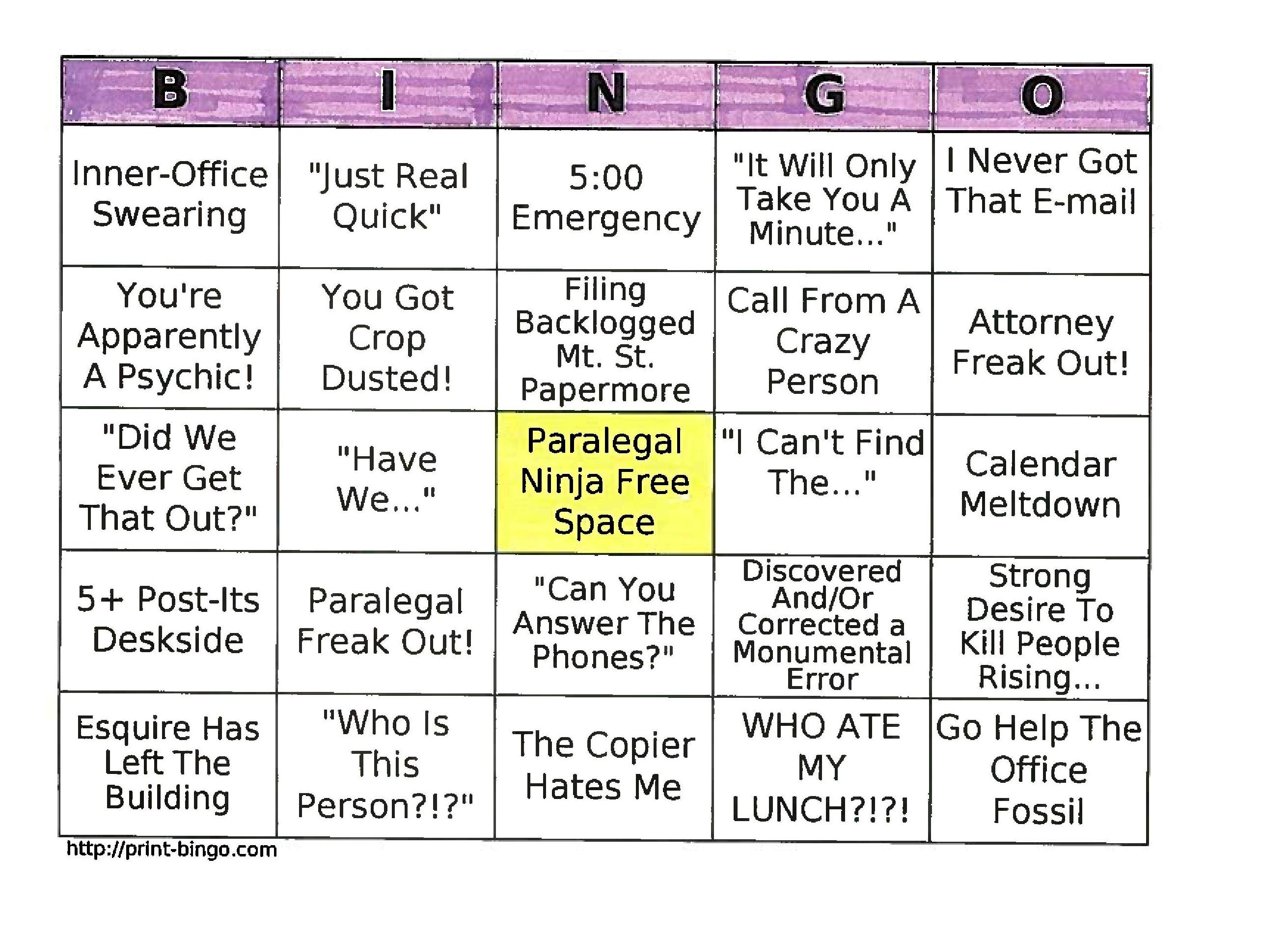 Images About Sulfur Paralegal Humor