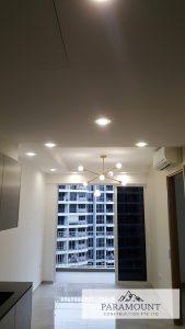 HighPark Residence L-box and False Ceiling