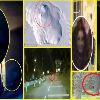 GHOST pics Galore, BIGFOOT in Holland and Giant UFO in Antartica? Read now...