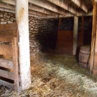 Kelly Farm tack room corner