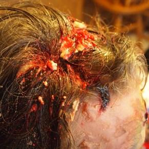 zombies makeup 4