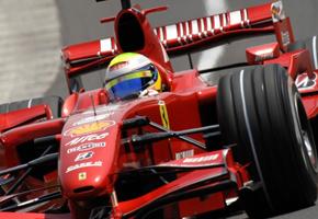 Marlboro Logo Ferrari