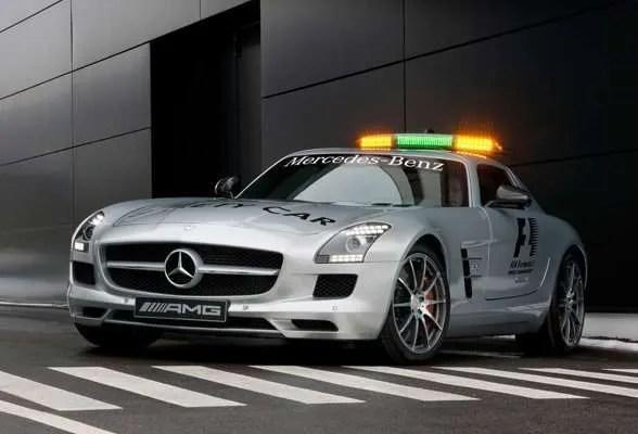 Mercedes Safety Car 2010