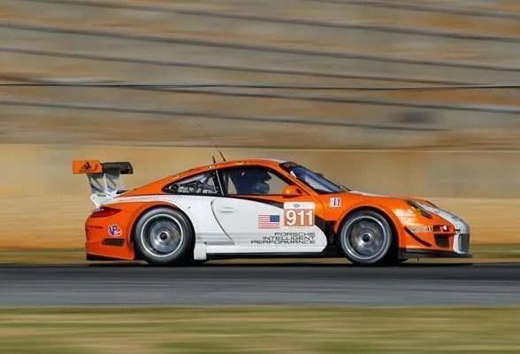 Porsche Hybrid 1