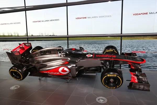 McLaren mp428 4 c600