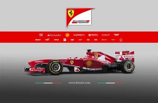 Ferrari F138 left 2013 c600
