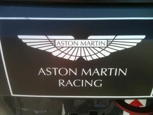 Aston Martin Racing Logo c600