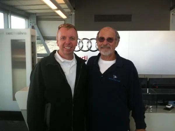 Paul Charsley & Bruce Kessler