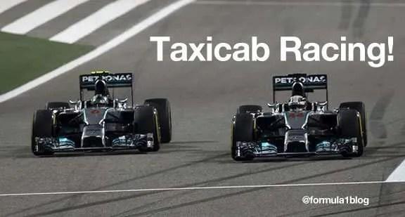 taxicab racing