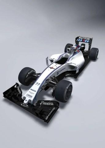 January 2015The Williams FW37Photo: Williams F1 ref: Digital Image FW37_2