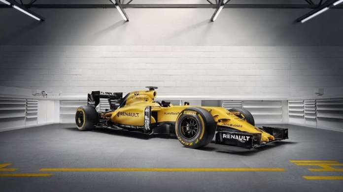 Renault Sport RS16