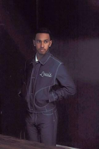 Lewis Hamilton Denim