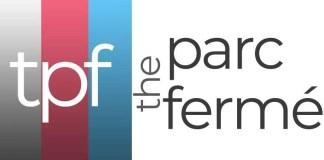 The Parc Fermé Logo