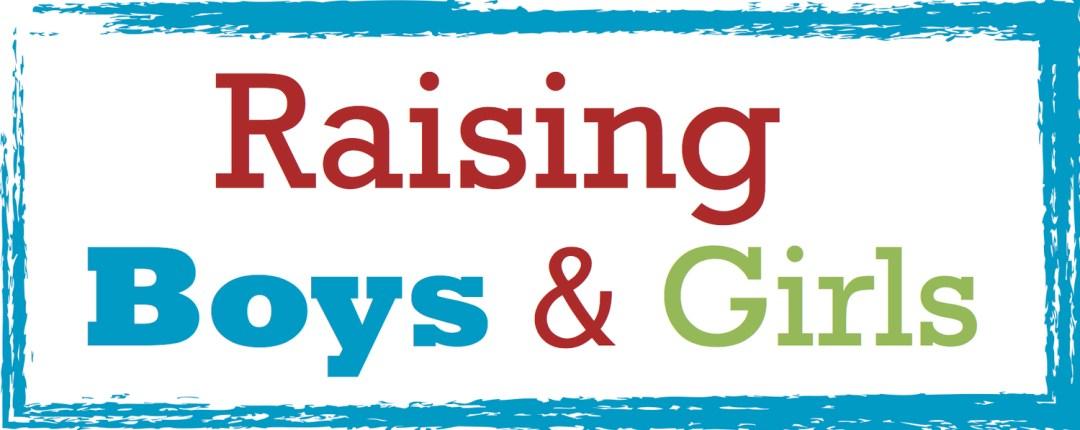 Raising Boys and Girls Website